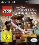 Cover zu Lego Pirates of the Caribbean: Das Videospiel - PlayStation 3