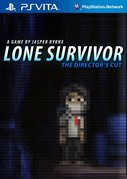 Cover zu Lone Survivor: The Director's Cut - PS Vita