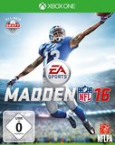 Cover zu Madden NFL 16 - Xbox One