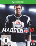 Cover zu Madden NFL 18 - Xbox One
