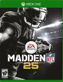 Cover zu Madden NFL 25 - Xbox One