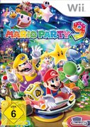 Cover zu Mario Party 9 - Wii