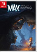 Cover zu Max: The Curse of Brotherhood - Nintendo Switch