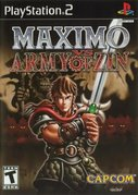 Cover zu Maximo vs. the Army of Zin - PlayStation 2