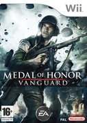 Cover zu Medal of Honor: Vanguard - Wii