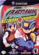 Cover zu Megaman Network Transmission - GameCube