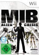 Cover zu Men in Black: Alien Crisis - Wii
