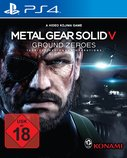 Cover zu Metal Gear Solid 5: Ground Zeroes - PlayStation 4