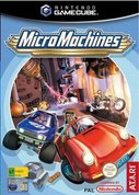 Cover zu Micro Machines - Xbox