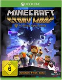 Cover zu Minecraft: Story Mode - Xbox One