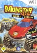 Cover zu Monster 4x4 World Circuit - Wii