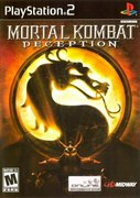 Cover zu Mortal Kombat Deception - PlayStation 2