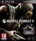 Cover zu Mortal Kombat X - PlayStation 3