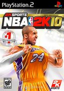 Cover zu NBA 2K10 - PlayStation 2
