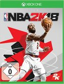 Cover zu NBA 2K18 - Xbox One