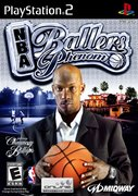 Cover zu NBA Ballers Phenom - PlayStation 2