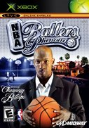 Cover zu NBA Ballers Phenom - Xbox
