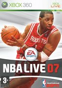 Cover zu NBA Live 07 - Xbox 360