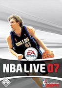 Cover zu NBA Live 07 - PlayStation 3