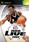 Cover zu NBA Live 2002 - Xbox