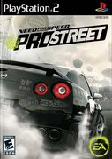 Cover zu Need for Speed ProStreet - PlayStation 2