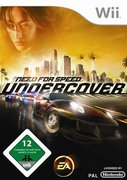 Cover zu Need for Speed: Undercover - Wii