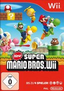 Cover zu New Super Mario Bros. Wii - Wii