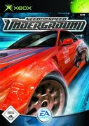 Cover zu Need for Speed: Underground - Xbox
