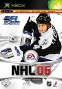 Cover zu NHL 06 - Xbox