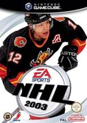 Cover zu NHL 2003 - GameCube