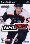 Cover zu NHL 2K3 - PlayStation 2