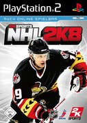 Cover zu NHL 2K8 - PlayStation 2