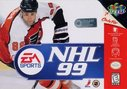 Cover zu NHL 99 - Nintendo 64