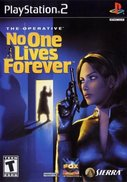 Cover zu The Operative: No One Lives Forever - PlayStation 2