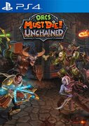Cover zu Orcs Must Die! Unchained - PlayStation 4