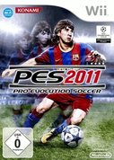 Cover zu Pro Evolution Soccer 2011 - Wii