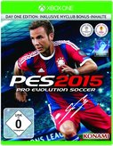 Cover zu Pro Evolution Soccer 2015 - Xbox One