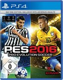 Cover zu Pro Evolution Soccer 2016 - PlayStation 4