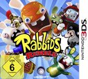 Cover zu Rabbids Rumble - Nintendo 3DS