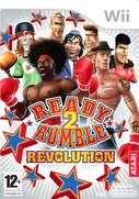 Cover zu Ready 2 Rumble Revolution - Wii