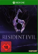Cover zu Resident Evil 6 - Xbox One