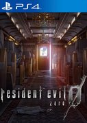 Cover zu Resident Evil Zero Remastered - PlayStation 4