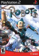 Cover zu Robots - PlayStation 2