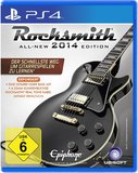 Cover zu Rocksmith 2014 - PlayStation 4