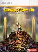 Cover zu Serious Sam HD: The First Encounter - Xbox 360