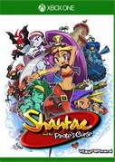 Cover zu Shantae and the Pirate's Curse - Xbox One