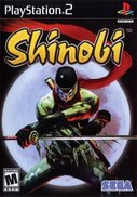 Cover zu Shinobi - PlayStation 2