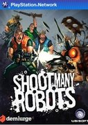 Cover zu Shoot Many Robots - PlayStation Network