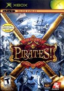 Cover zu Sid Meier's Pirates! - Xbox