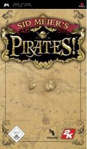 Cover zu Sid Meier's Pirates! - PSP